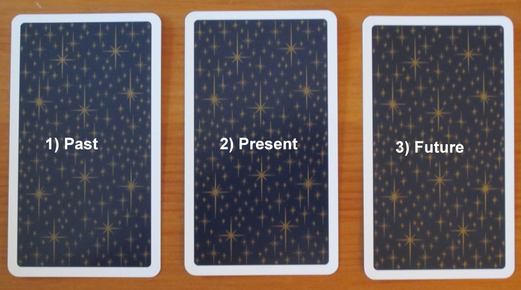 3 card tarot layout