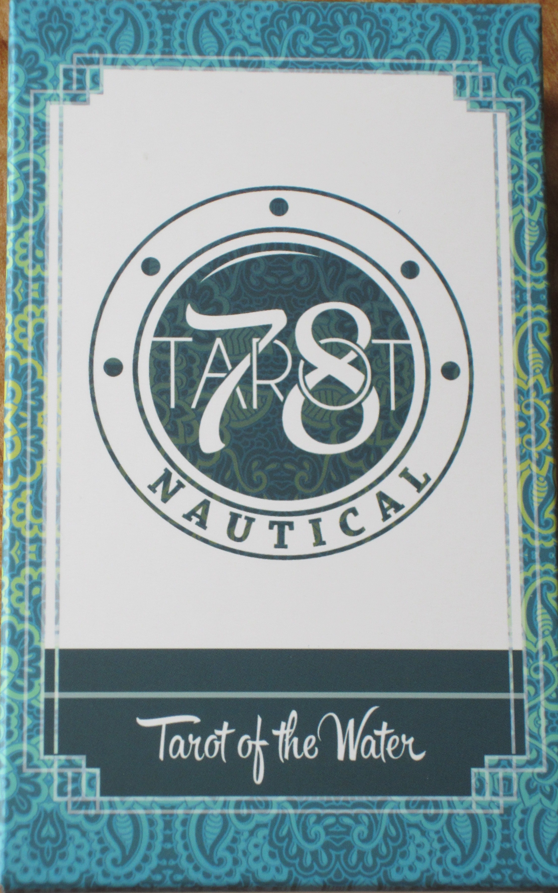 78 Tarot Nautical