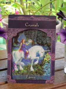 crystals ascended masters oracle