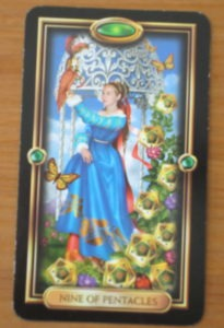 gilded-tarot-nine-of-pentacles