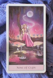 crystal visions nine of cups