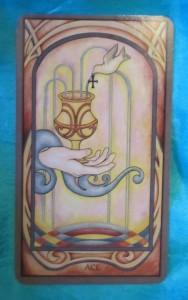 ace of cups tarot card