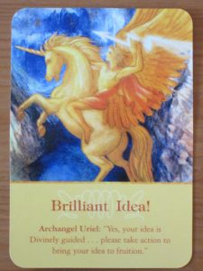 Archangel Oracle Cards by Doreen Virtue